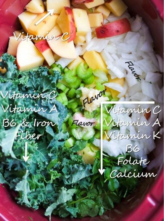 Nutrient Dense Watercress Soup