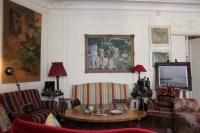 Interior Design DC :: Parisian Living Room