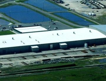 Nucor Manufacturing Plant