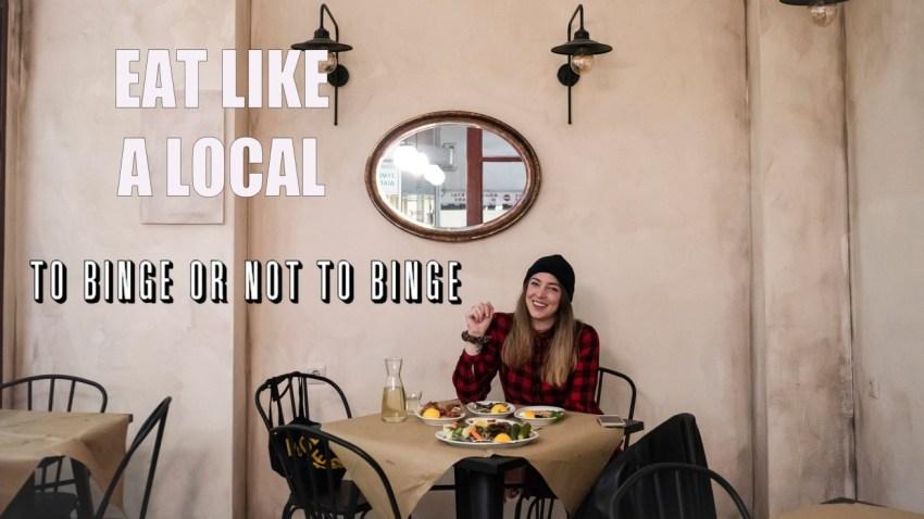 To binge-watching της Κυριακής: όλη η 2η σεζόν #EatLikeALocal, μαζεμένη