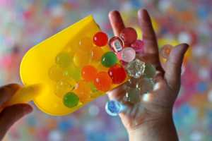 Water Beads Fun For Kids