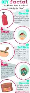 Easy DIY Facial at Home