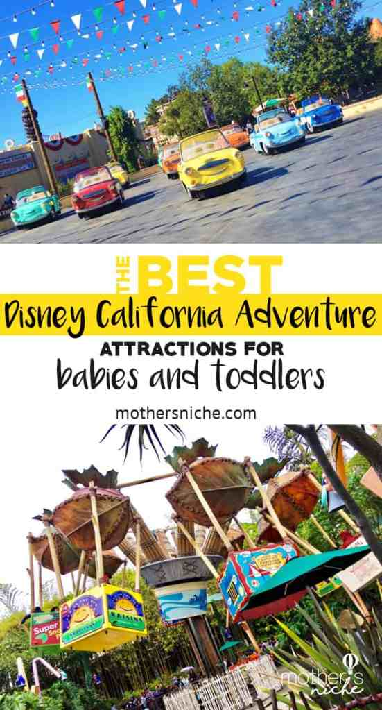 Disney California Adventure with Babies and Toddlers