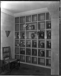 Story Chapel Columbarium, Arthur C. Haskell
