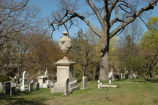 Bulfinch family monument