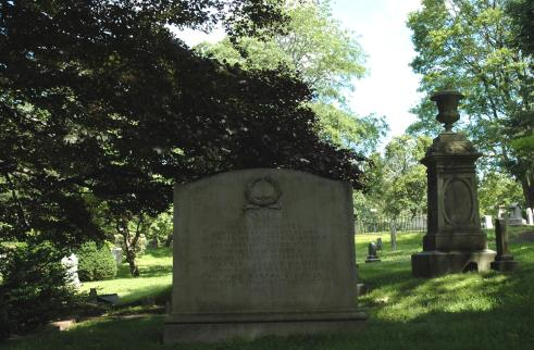 Winslow Homer grave