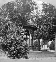 Well House, stereopticon view, c. 1910