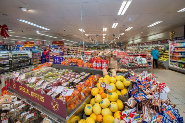 A look at the store's fruit and veg offer