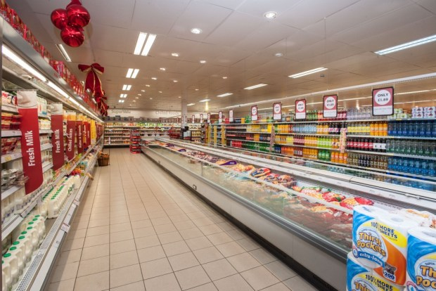 The chilled aisle
