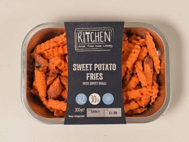 The Kitchen Sweet Potato Fries