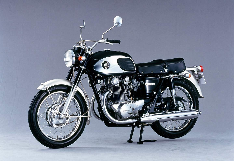 "Honda CB 450 - ""Black Bomber"""