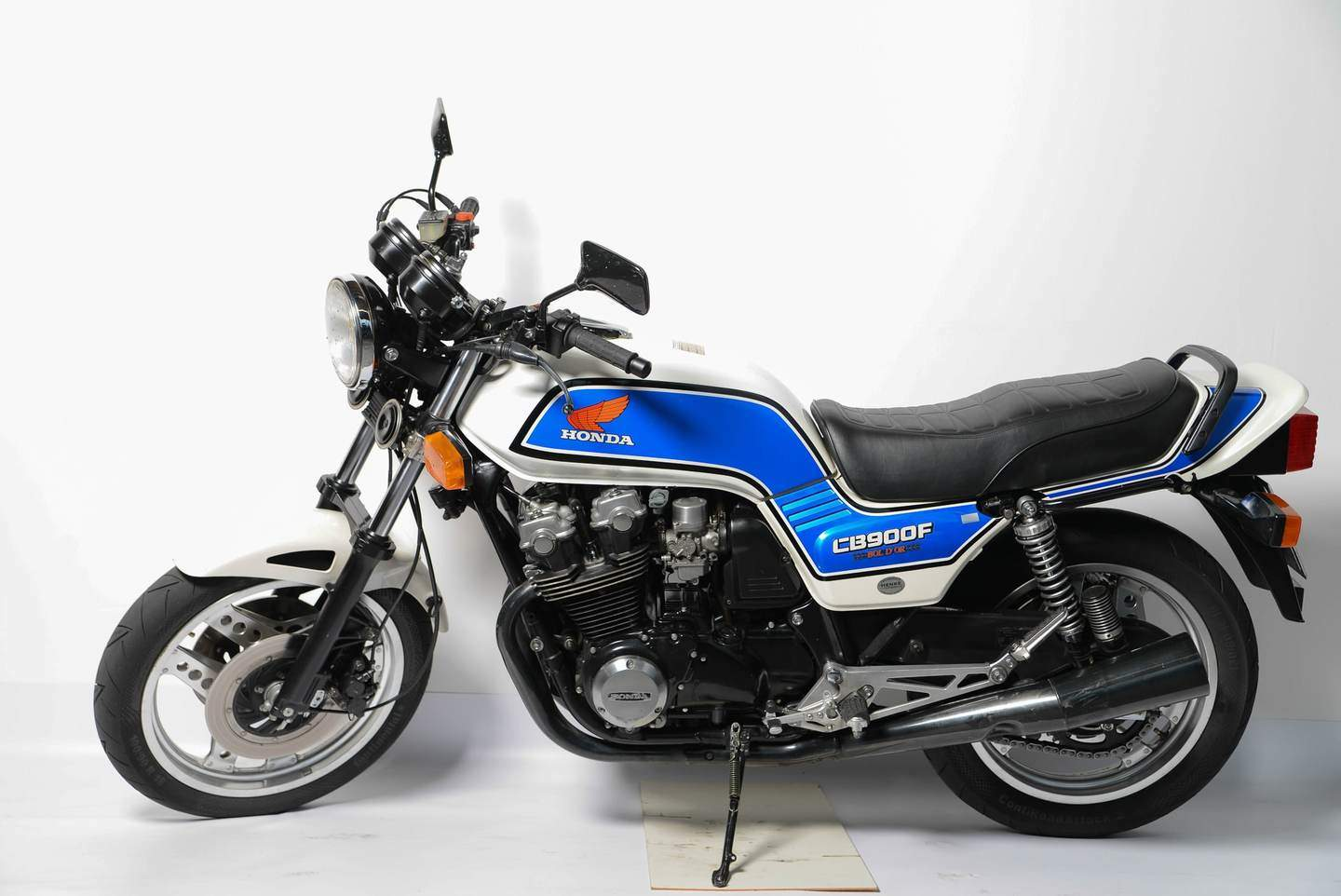 Honda CB 900 F - Bol d'Or mit Sportlerseele