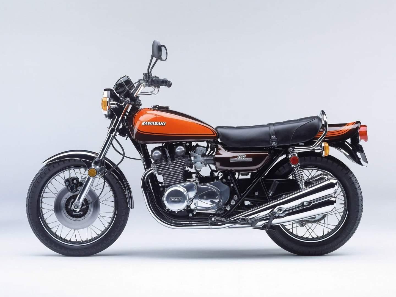 Kawasaki Z1 900 Super Four - Vorstoß in neue Dimensionen