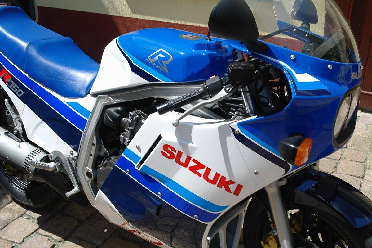 Suzuki GSX-R750 – Die Mutter aller Supersportler