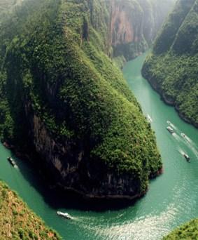 Paysages du Delta du Yangzi