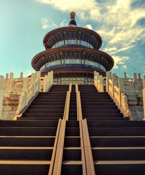 Pékin - Shanghai - Xi'an