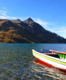 La traversée des Andes