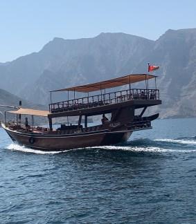 De Mascate aux fjords de Musandam
