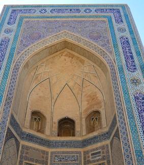 Le triangle d'Or, Boukhara, Termez, Samarcande
