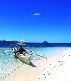 Les îles de Coron à Palawan