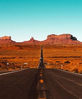 Road Trip dans l'Ouest