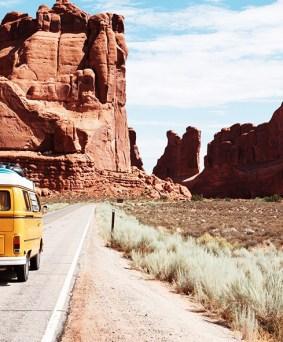 L'Ouest en camping car