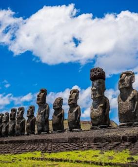 Atacama, Patagonie et Ile de Pâques