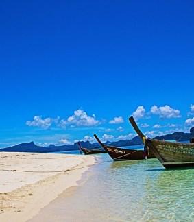 Iles de rêves en Mer d'Andaman