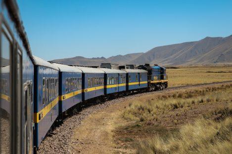 Train de la Cordillère des Andes, vacances au Perou avec Nirvatravel