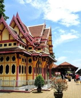 Autour de Bangkok en liberté