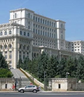 Escapade à Bucarest