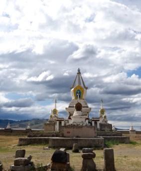 Mongolie du Nord au Sud