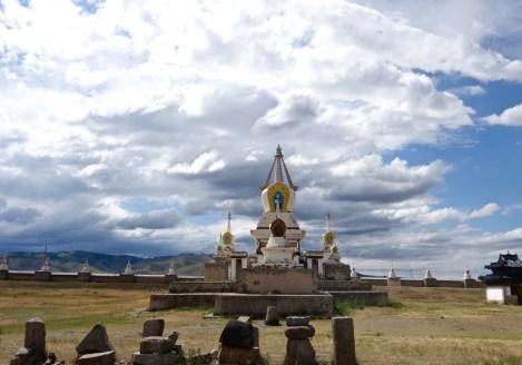 Monastère de Ederne Zuu, partir en Mongolie avec une agence Nirvatravel
