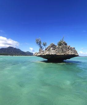 Île Maurice sous un autre angle