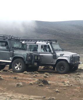 Aventures dans les Andes