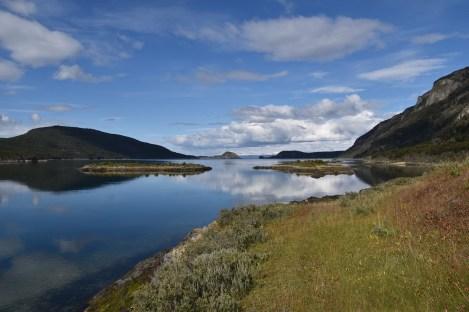 Lac à Ushuaia en Patagonie, vacances en Argentine avec Nirvatravel