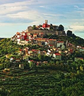 Au coeur des vignobles de Dalmatie