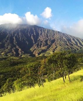 Entre plages et volcans