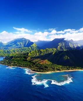 Oahu, Kauai et Maui