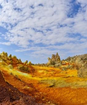 Volcans et Route historique
