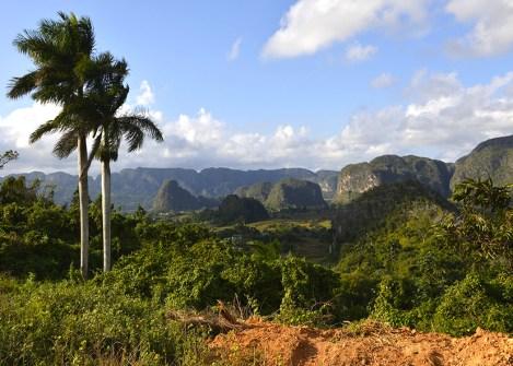Paysages de Vinales, voyage à Cuba avec une agence Nirvatravel