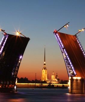 Une semaine à Saint-Petersbourg