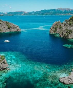La grande ile de Palawan
