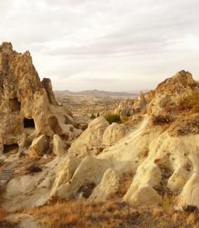 La Cappadoce en VTT