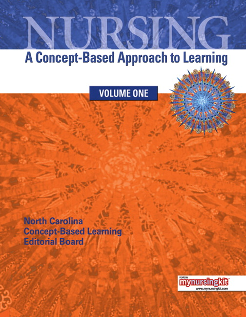 Nursing A ConceptBased Approach to Learning Volume 2  Pearson Health Sciences