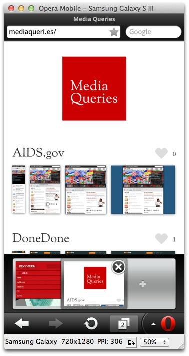 Opera Mini For Pc Online : opera, online, Dev.Opera, Opera, Mobile, Emulator, Desktop