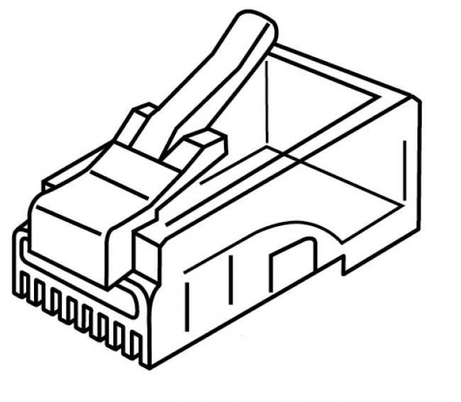 wiring an rj45 connector