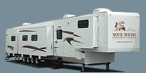 Hair and Makeup Trailers