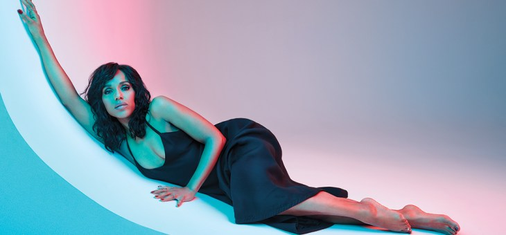 Shot At Q: Kerry Washington for Variety