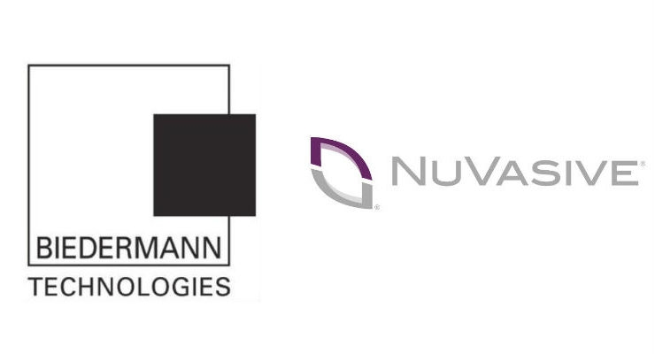 NuVasive Partners With Biedermann Technologies On Complex